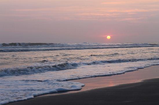 Foto Pantai Panjang Bengkulu