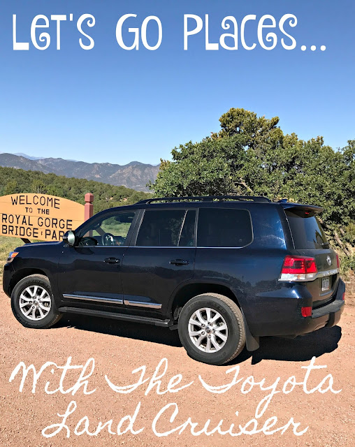 Let's Go Places - With The Toyota Land Cruiser, Toyota Land Cruiser, 2017 Toyota Land Cruiser, Toyota SUV, Toyota Land Cruiser review, Toyota Land Cruiser car review,