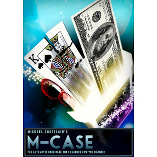 descargar dvd de magia gratis M-Case by Mickael Chatelain
