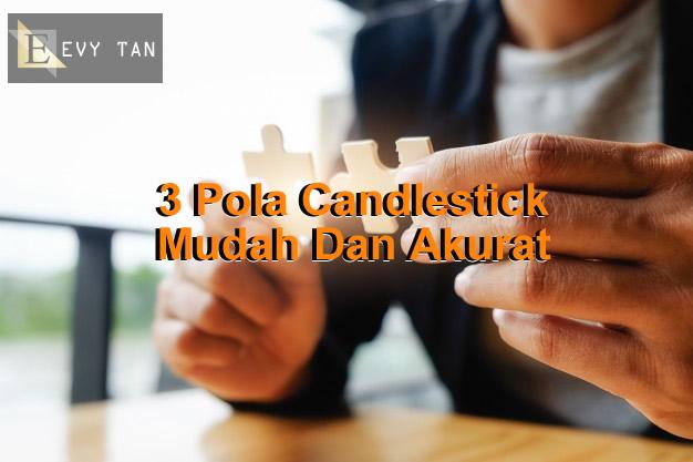 3 Pola Candlestick Mudah Dan Akurat