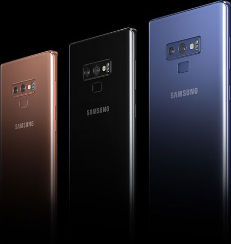 phablet Samsung Note series kini hadir kembali Selain Kamera AI dan Baterai 4000 mAh Ini Kelebihan Lain Samsung Note 9