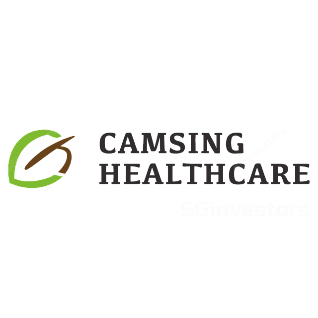 CAMSING HEALTHCARE LIMITED (BAC.SI) @ SG investors.io