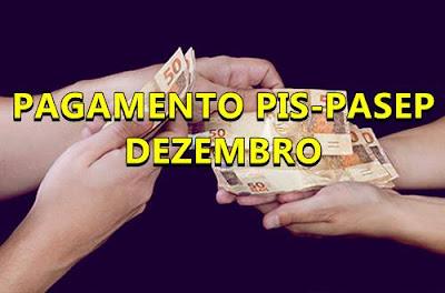 Pagamento do PIS-PASEP 2016 nascidos em Dezembro