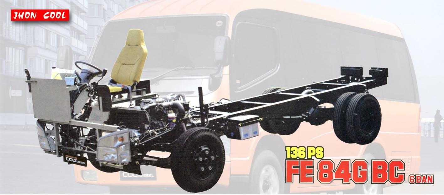 Suspensi All New Kijang Innova Grand Avanza 2019 Mitsubishi Fe 84g Bc 136 Ps - Dealer Mobil