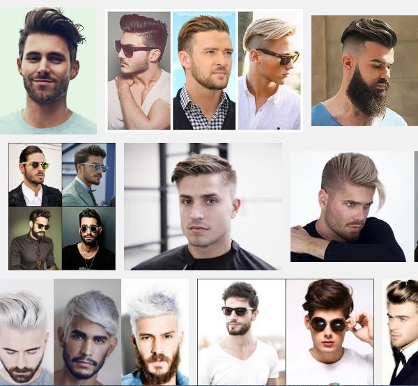 Style & Fashion 2018 - Hairstyles: Men\'s Haircuts and Hairstyles ...
