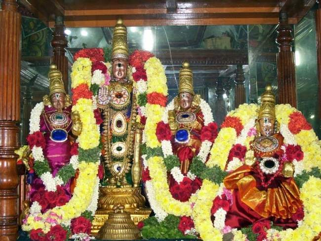 Thiruputkuzhi Temple Procession Deity