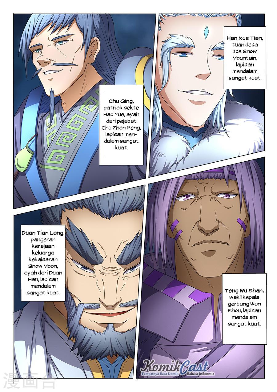 Komik god martial arts 038.2 - chapter 38.2 39.2 Indonesia god martial arts 038.2 - chapter 38.2 Terbaru 9|Baca Manga Komik Indonesia