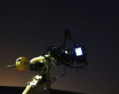 Czy jestem ekspertem od treningu i moje najlepsze astro zdjęcie