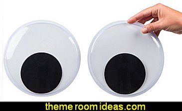 Giant Googly Eyes Wall Decor