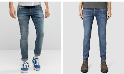 Fashion trend in men jeans