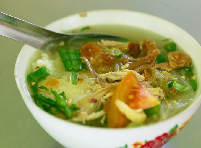 Resep Soto Tauco Ayam : 15 Aneka Resep Soto Ayam Nusantara yang Dijamin Top, Cek Disini! / Paling enak masakan soto ayam lamongan dan soto betawi tanpa kunyit.