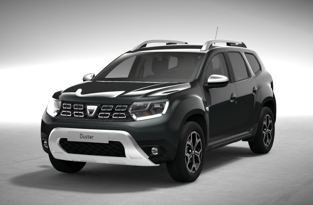 dacia duster ii 2019 couleurs colors. Black Bedroom Furniture Sets. Home Design Ideas