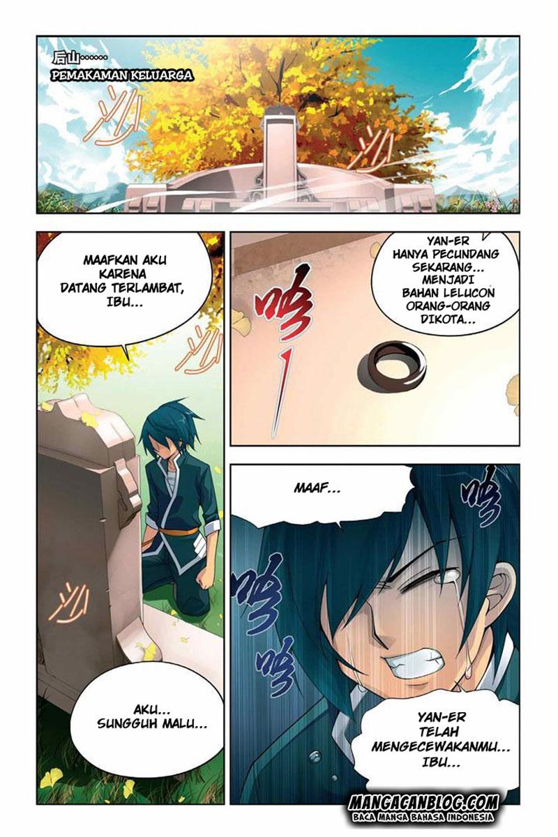 Battle Through Heaven Chapter 03-5