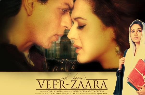 songs: Veer Zaara (2004)