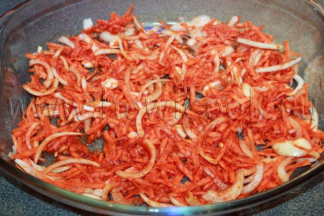 рецепт скумбрии в духовке с пошаговыми фото