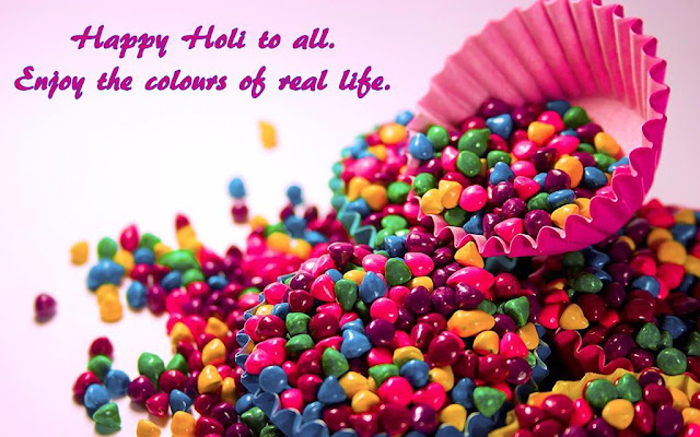 Happy Holi 2018 Message
