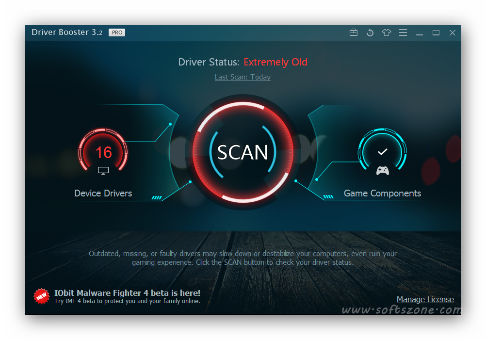 iobit driver booster 3