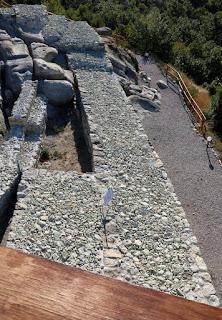 Reconstructed walls