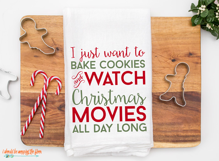 Christmas Movies SVG