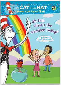 NCircle Entertainment: The Cat in the Hat: Oh Say, What's the Weather Today? ~ #Review #Giveaway