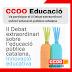 Participació de CCOO Educació en el II Debat extraordinari sobre l'educació pública catalana