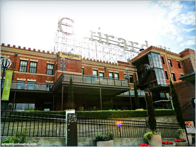 Ghirardelli: La Plaza del Chocolate en San Francisco