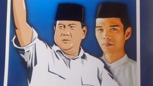 Jika Zulkifli Tak Dipilih, PAN Ingin Ustad Abdul Somad Cawapres Prabowo