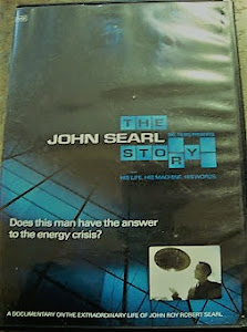 click on pic: The John Searl Story DVD