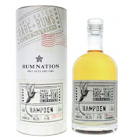 Rum Nation - Small Batch Hampden 18 ans