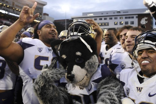 Washington Huskies. Image via pac-12.com