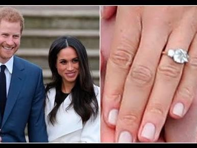 Cornelia Powell British Royal Family Engagement Rings