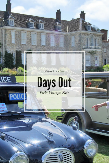 Firle Vintage Fair 2016, photo by Modern Bric a Brac