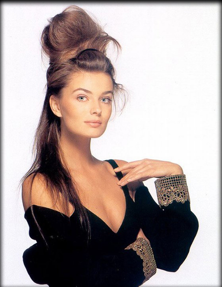 Women And Men Hairstyles Paulina Porizkova Hairstyles