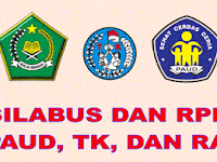 Download Contoh Silabus dan RPP PAUD, TK dan RA