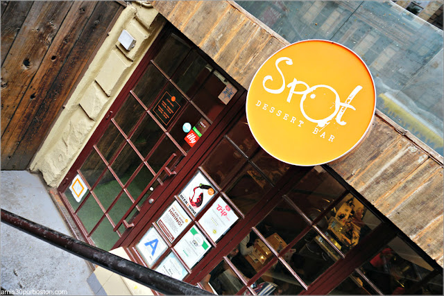 Ruta Gastronómica Dulce por Nueva York: Spot Dessert Bar