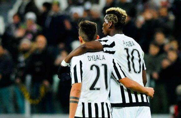 Dybala Coba Ajak Pogba Balik ke Juventus