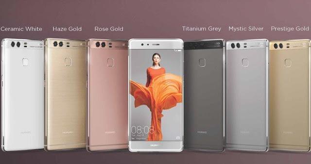 "شركة هواوي تكشف عن هاتفيها ""Huawei P9"" و""Huawei P9 Plus"" بشكل رسمي"
