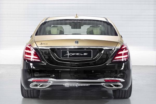 Mercedes Benz Clase S de Hofele
