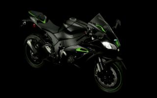 Gambar motor Kawasaki ninja zx10 se