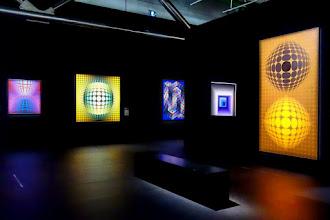 Expo : Vasarely, le partage des formes - Centre Pompidou - Jusqu'au 6 mai 2019
