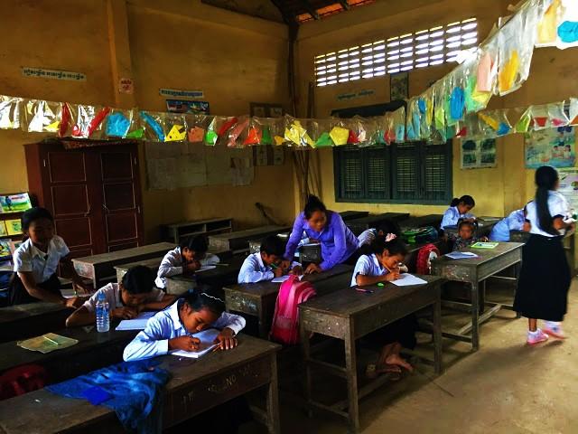 scuole nel terzo mondo