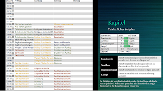 tables with scenes and aggregates screenshot
