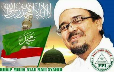 Sejarah Singkat Habib Rizieiq Shihab