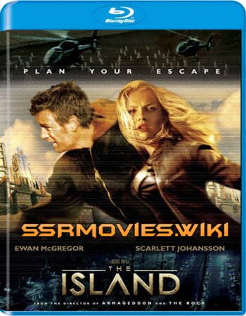 The Island (2005) Dual Audio Hindi 720p BluRay 850MB ESubs