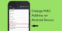 cara merubah atau mengembalikan alamat mac addres android