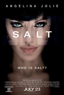 Nos vamos al cine, cartelera, película, Salt, Angelina Jolie, espias,