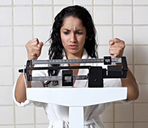 Frustrados por la lentitud de la pérdida de peso?