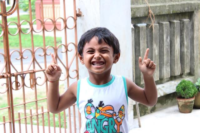 Sourajit Saha's Nephew Rick 10