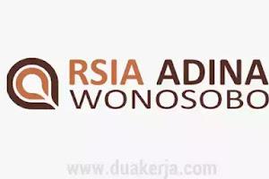 Lowongan Kerja RSIA Adina Wonosobo Tahun 2019