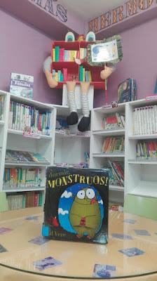 Monstruos-cuento infantil-Ed vere